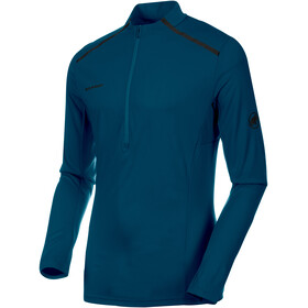 Mammut Atacazo Light Zip Pull Men poseidon